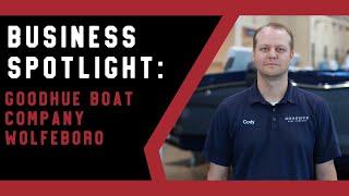 Goodhue Boat Company- Wolfeboro, NH