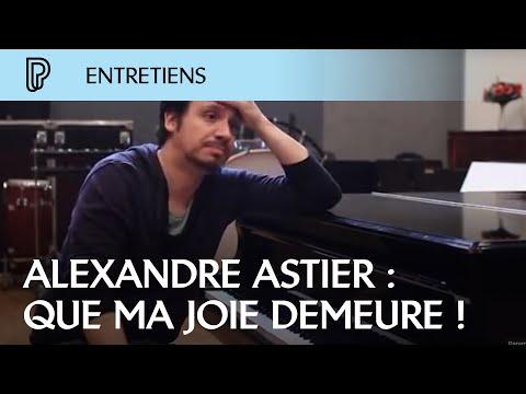 Alexandre Astier - Que ma joie demeure - Cité de la musique poster