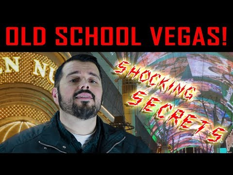 9 Shocking Secrets of Old Las Vegas - Fremont Street History Edition