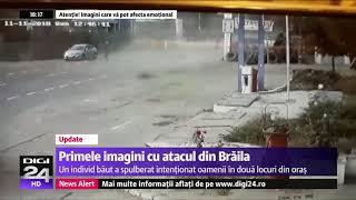 ŞOFERUL din Brăila SPULBERĂ INTENȚIONAT doi pietoni, pe marginea unui drum