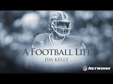 Jim Kelly: The Toughest QB You Will Ever Meet  A Football Life