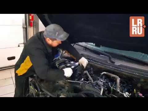 Как снять кузов с рамы ленд ровер дискавери 3