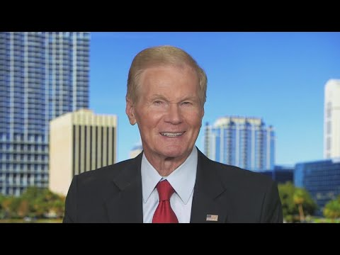 WEB EXTRA: Bill Nelson Concedes Senate Race To Rick Scott In Pre-Recorded Video