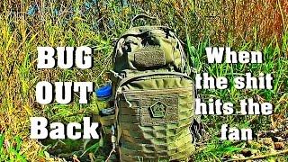 Bug Out Bag Fluchtrucksack