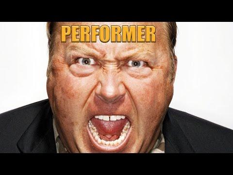 Alex Jones is a Performer? - HIGHPOTHESIS