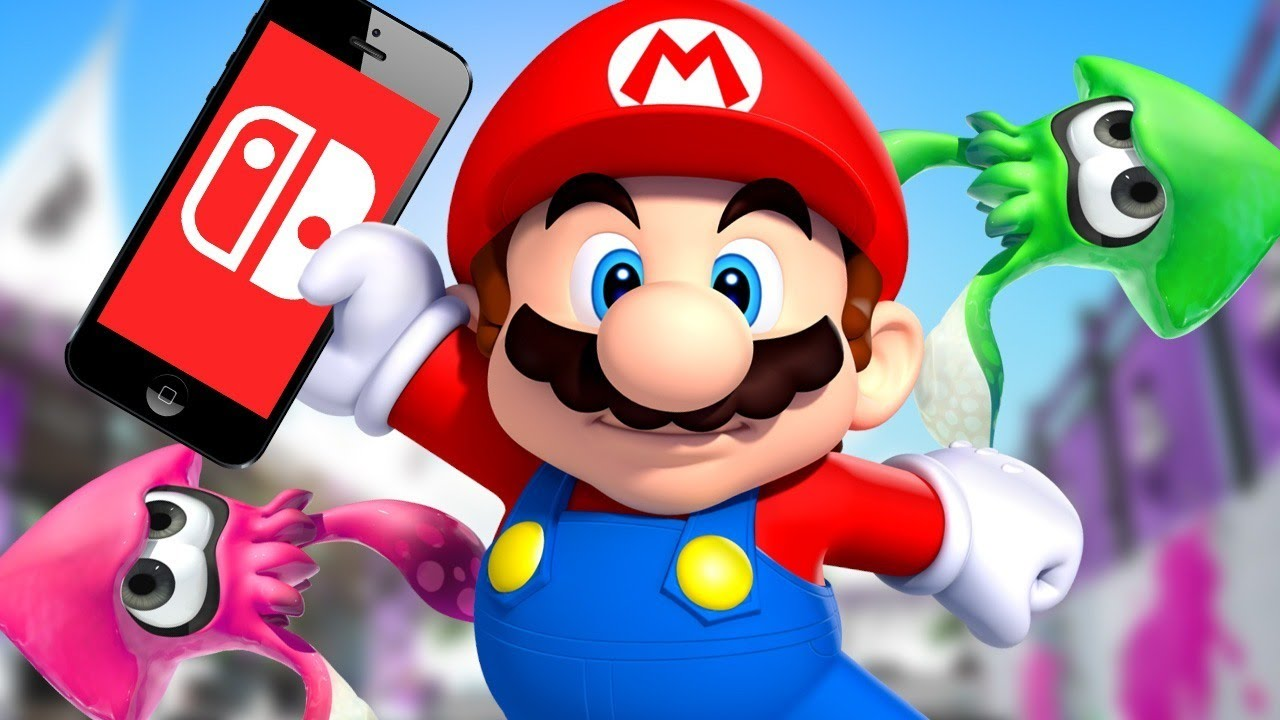 The Nintendo Switch Online App For Voice Chat Is A Disaster, But I Don't Really Care