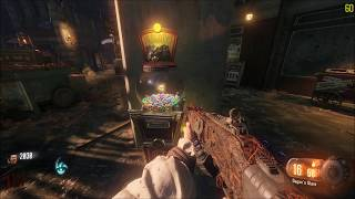 Call of Duty: Black Ops III - Zombies Gameplay PC Max Settings 4K 60FPS