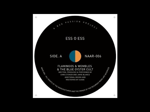 PREMIERE: Ess O Ess - Flamingos & Wombles & The Blue Oyster Cult (Dub) [Not An Animal]