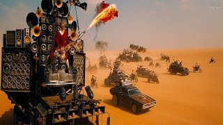 Mad Max: Fury Road  2015  - The Chase Begins  1/10   Slightly Edited   4k