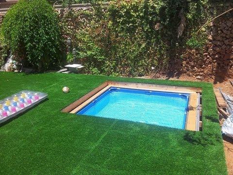 Amazing Secret / Hidden Swimming Pool