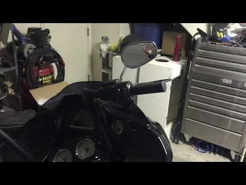 Harley throttle by wire sticking or binding fixed!!!!