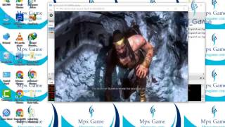 god of war 3 for pc gameplay part 2 2017