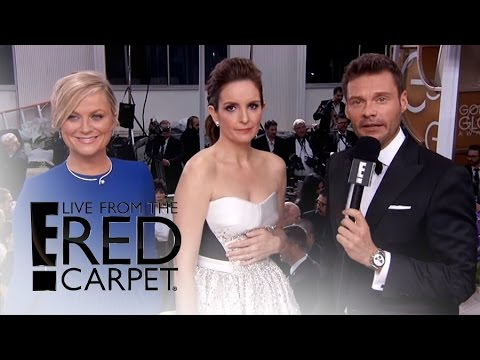 Seacrest & Rancic Celebrate 10 Years On Oscars Red Carpet | Live From The Red Carpet | E! News