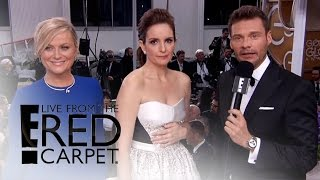 Seacrest & Rancic Celebrate 10 Years on Oscars Red Carpet | Live from the Red Carpet | E! News Video
