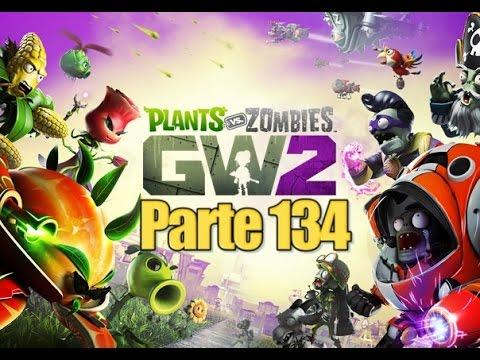 Plants vs Zombies Garden Warfare 2 - Parte 134 ARMADILLO - Español