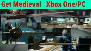 Fallout 4 Xbox One/PC Mods|Get Medieval