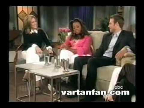 Michael Vartan on The View 11/05/05