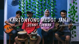 Kartonyono Medot Janji - Denny Caknan - Cover D'la