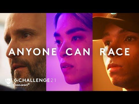 Get ready to race   Logitech McLaren G Challenge 2021