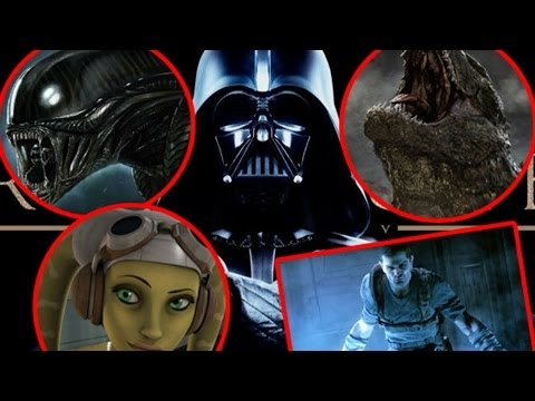 Star Wars: Rogue One - 40 Easter Eggs And...