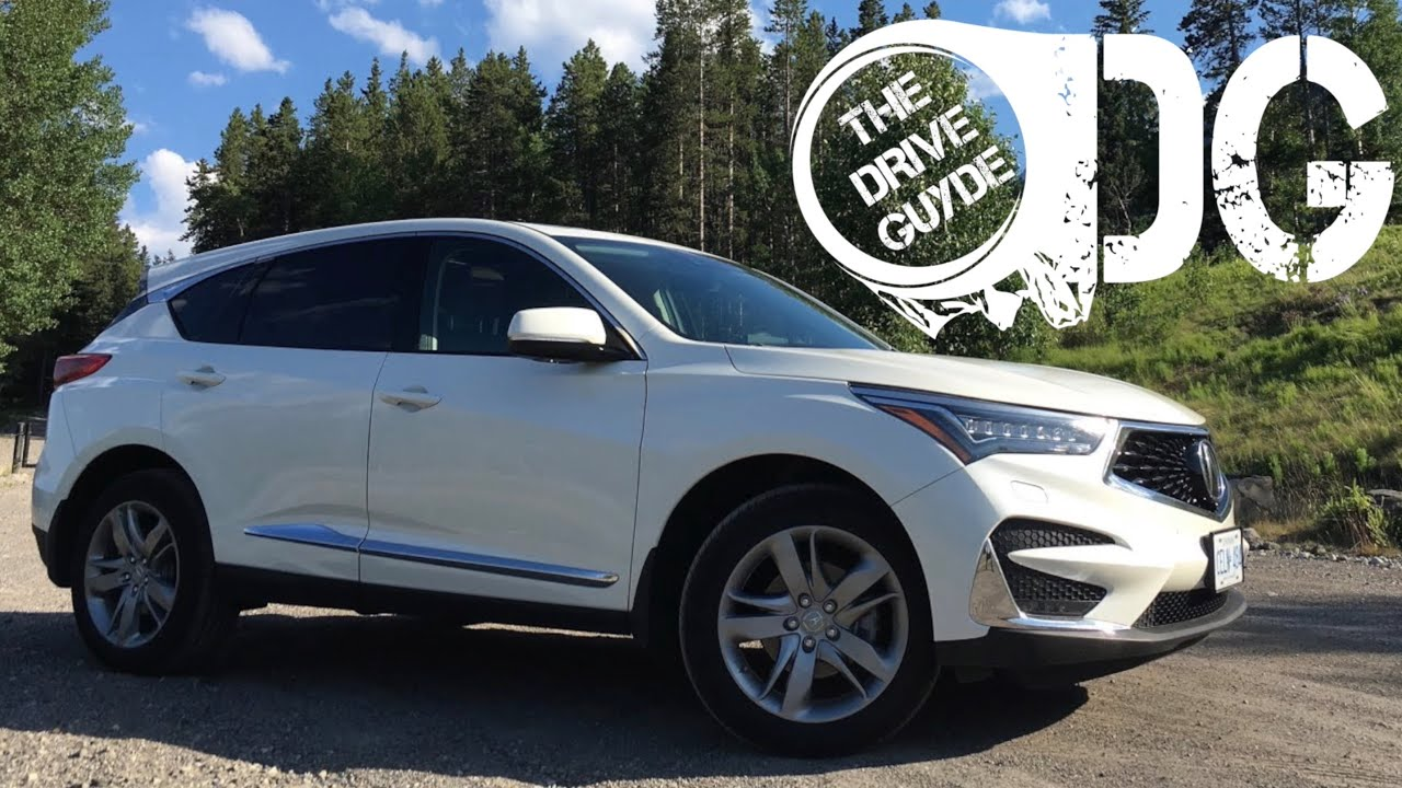2019 Acura RDX Platinum Elite Review - All New at Last! - YouTube