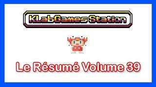 KLab Games Station : Le Résumé Volume 39