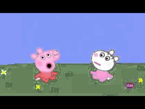 Peppa pig y Suzy de bebes hace mucho tiempoJuegos Geniales  YouTube