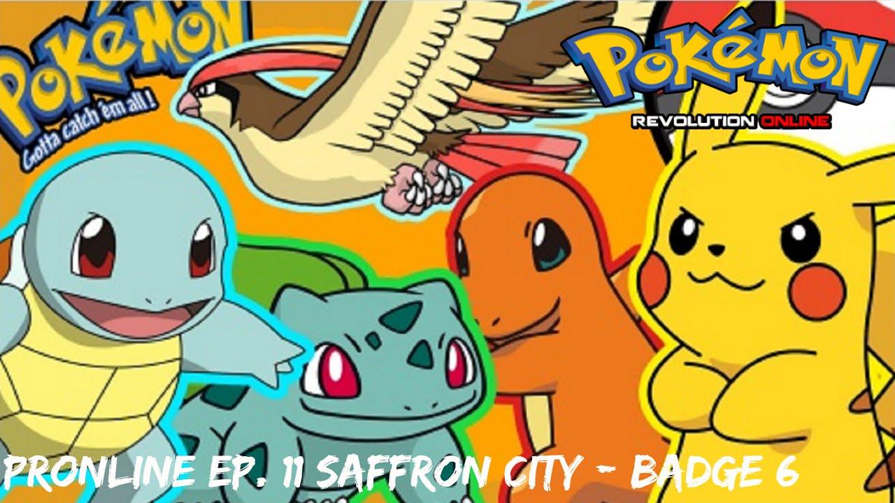 Pokemon revolution online ep 11 saffron citysilph co youtube publicscrutiny Images
