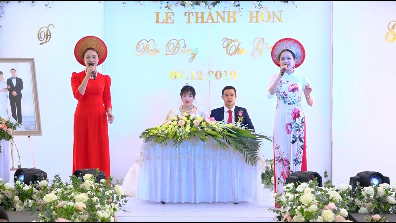 Đức Đông & Thu Giang – Full Cưới 2019