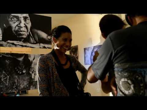 Primeira mostra (Re)conhecendo a Amazônia Negra - Marcela Bonfim - Espaço Cujuba, 2016