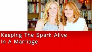Alison Sweeney: How to Keep The Spark In A Marriage