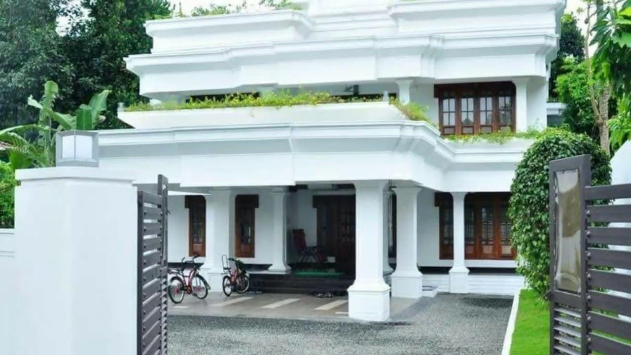 Very Beautiful House Low Budget Kerala Homes 2018 To 2019