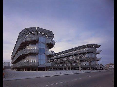 Architecture. Jean Nouvel Nemausus Housing