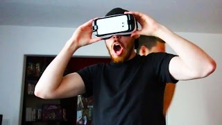 VIRTUAL REALITY PORN! THIS IS CRAZY!