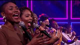 The Kingdom Choir - Stand By Me - RTL LATE NIGHT MET TWAN HUYS
