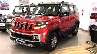 Mahindra TUV300 T10 Superstyle…