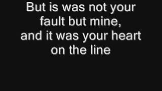 Repeat youtube video Mumford and Sons - Little Lion Man (Lyrics in video)
