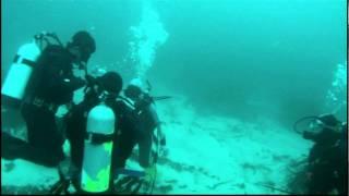 Curso de Buceo - Alumnos de Biología Marina - Universidad Catolica