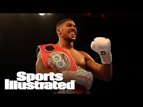 Anthony Joshua Vs. Deontay Wilder 2018 Details: Eddie Hearn Tells All | SI NOW | Sports Illustrated