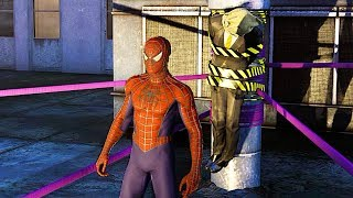 SPIDER-MAN PS4 Silver Lining DLC Yuri Watanabe Becomes A Serial Killer (SPIDERMAN PS4)