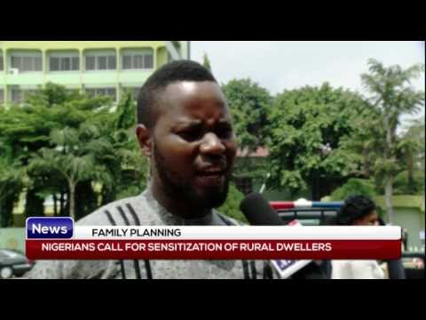 FAMILY PLANNING: Nigerians call for sensitization of rural dwellers