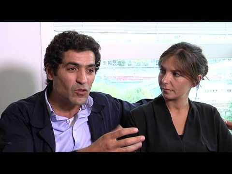 Chérif (France 2) Interview de Abdelhafid Metalsi et Carole Bianic (1re partie)