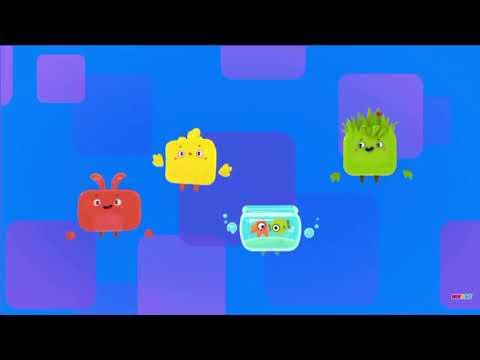 Песня из мультика кубики
