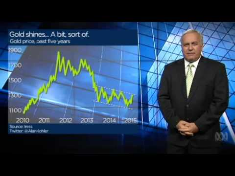 Video 1:41          Wall Street fell overnight but the local share market edged higher