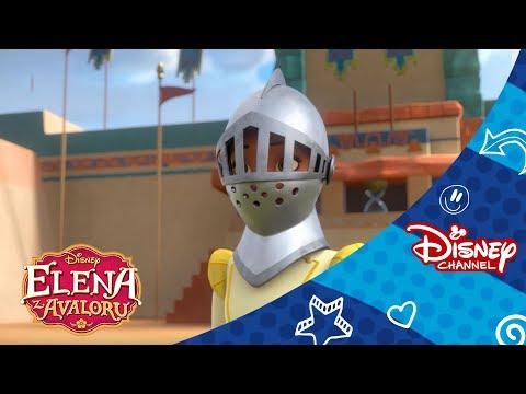 Elena z Avaloru - Skákavý jelen. Pouze na Disney Channel!