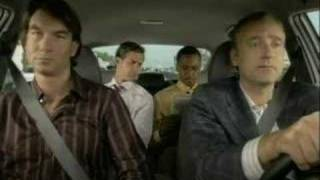 Phil Collins - ABC CARPOOLERS COMEDY