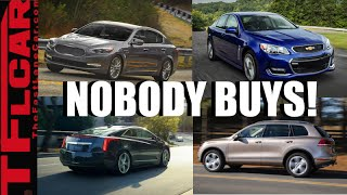 Top 5 Great Cars That Few Buy: Surprising Overlooked Automotive Gems