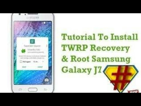 How to Root any Samsung Device Free (latest 2018)