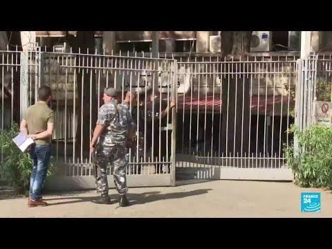 Explosion du port de Beyrouth : l'enquête à nouveau suspendue • FRANCE 24