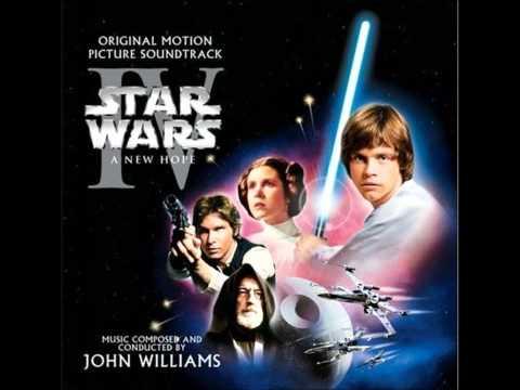 Star Wars IV: A new hope - Princess Leia's Theme